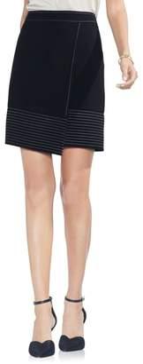 Vince Camuto Faux Wrap Skirt