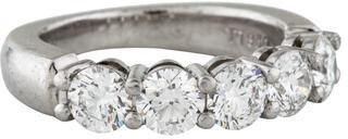 Tiffany & Co. Diamond Band $4,795 thestylecure.com