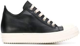 Rick Owens traditional lace-up sneakers