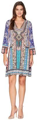 Hale Bob Power Hour Matt Micro Fiber Jersey Dress Women's Dress