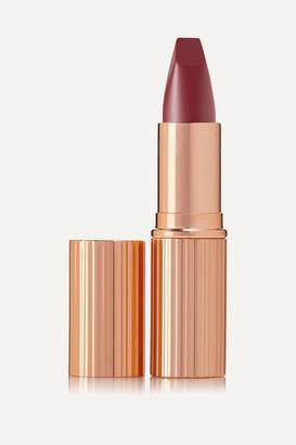 Charlotte Tilbury - Matte Revolution Lipstick - Bond Girl $34 thestylecure.com