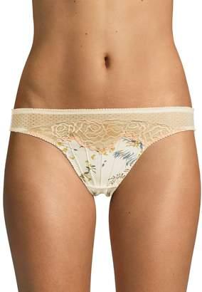 Elle Macpherson Body Perforated Lace Bikini Panty