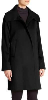 Jane Post Women's Cashmere Jane Coat - Black - Size S