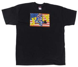 RLC Patriot Apparel 4th of July Shirt Black