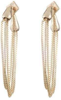 Alexis Bittar Snake Chain Post Earring