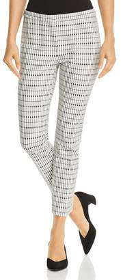 Theory Classic Printed Skinny Pants