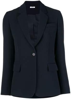 P.A.R.O.S.H. single-button blazer