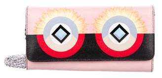 Fendi Monster Tube Wallet On Chain