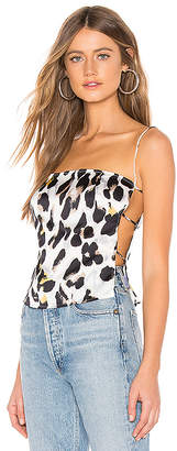by the way. Kait Cut Out Cami Top