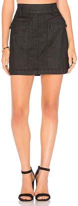 Frame LE MINI Aラインスカート