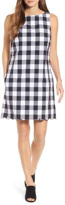 Tommy Bahama Gingham Gables Shift Dress