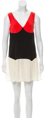 Miu Miu Sleeveelss Flared Dress w/ Tags