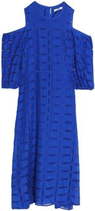 Tibi 3/4 length dresses