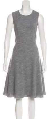 L'Agence Wool Sleeveless Dress