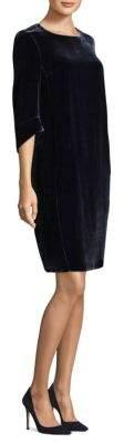 Lafayette 148 New York Miriam Velvet Dress
