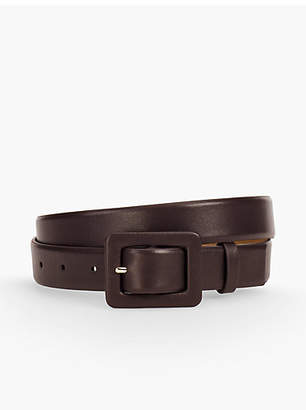 Talbots Leather Belt - Nappa Leather