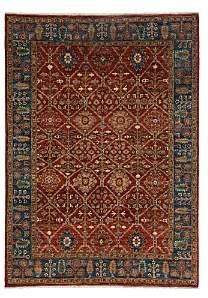 Adina Collection Oriental Rug, 5'1 x 7'1