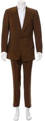 Gucci Vintage Wool & Mohair Blend Suit