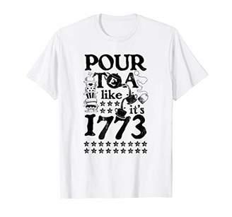 Tea Drinker Shirt for Brewing Tea Lover Pour Like 1773
