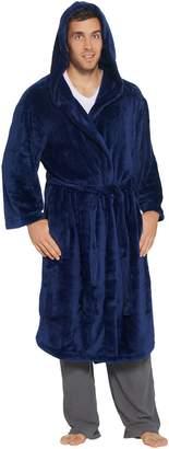 Dennis Basso Men's Plush Robe