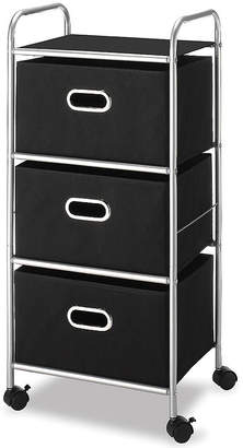 Whitmor 3-Drawer Chest Cart