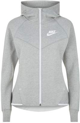 Nike Tech Fleece Zipped Sweatshirt