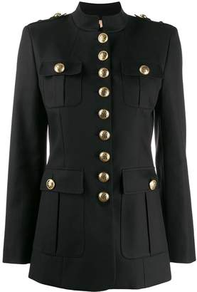 Michael Kors button-up military jacket