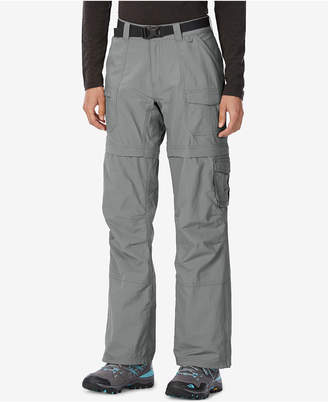 Eastern Mountain Sports Ems Women's Camp Cargo Zip-Off Pants