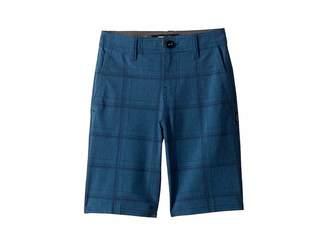 O'Neill Kids Mixed Hybrid Shorts (Big Kids)