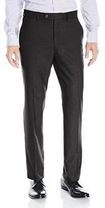 Greg Norman Men's Flat Front Slim Fit Suit Separate Pants
