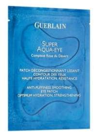 Guerlain Super Aqua Eye Patch Anti-Puffiness Smoothing Eye Patch/6 Packs