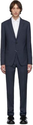 Ermenegildo Zegna Blue Slim Drop 8 Suit