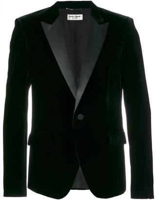 Saint Laurent Iconic Le Smoking jacket