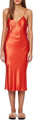Bec & Bridge Madame Rouge Midi Dress