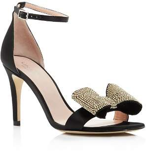 Kate Spade Women's Gweneth Embellished Bow High-Heel Sandals
