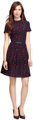 Silk Printed Dress $198 thestylecure.com