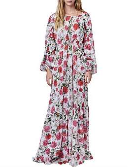 Kate Sylvester Brydie Longsleeve Maxi Dress