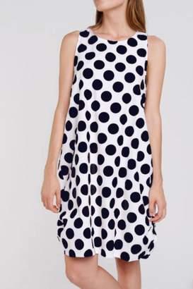 Baci Polka Dot Dress