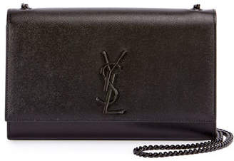 Saint Laurent Medium Kate Chain Shoulder Bag, Black $1,990 thestylecure.com