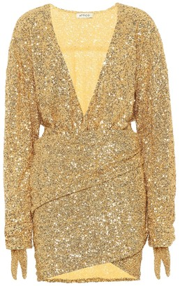 ATTICO The Sequined dress