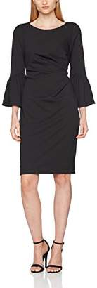 Adrianna Papell Women's Knit Crepe Sheath Dress