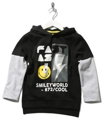 M&Co Smiley World hoody