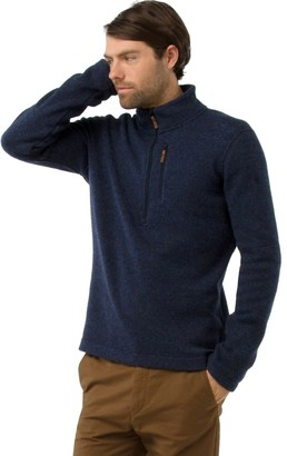 Smartwool Hudson Trail Fleece 1/2-Zip Sweater - Men's
