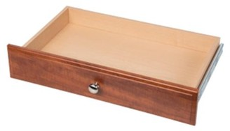 Easy Track Cherry Deluxe Drawer, 14 inch X 24 inch X 4 inch