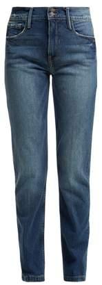 Frame Le Sylvie Straight Leg Jeans - Womens - Denim
