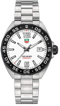 Tag Heuer Mens Formula 1 Stainless Steel Watch WAZ1111BA087