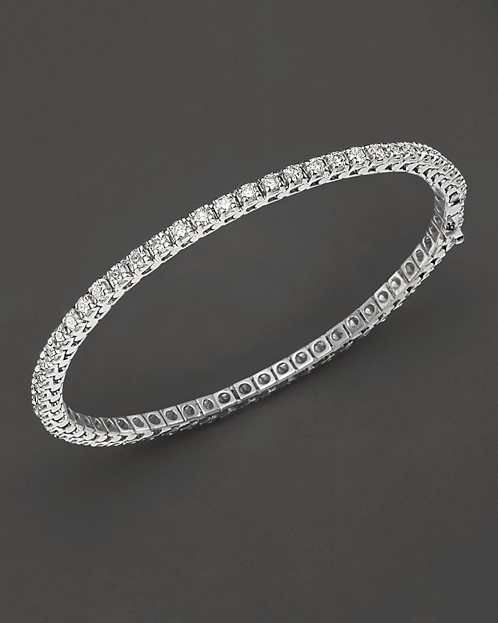 Bloomingdale's Diamond Tennis Bracelet in 14Kt. White Gold, 2.50 ct. t.w.