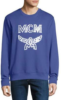 MCM Men's Logo Graphic Sweatshirt
