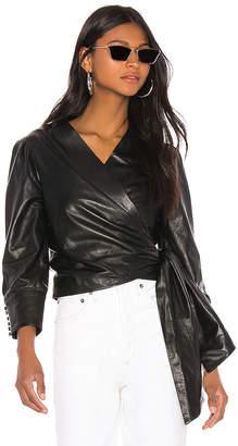 LAMARQUE Levora Leather Top
