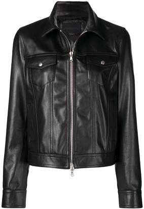 Diesel Black Gold trucker jacket